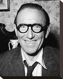 Arthur Askey Stretched Canvas Print