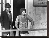 Pat Garrett & Billy the Kid Stretched Canvas Print