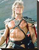 Dolph Lundgren - Masters of the Universe Stretched Canvas Print