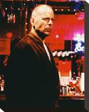 Bruce Willis - Pulp Fiction Stretched Canvas Print
