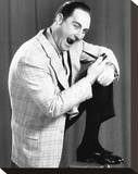 Sid Caesar, Caesar's Hour (1954) Stretched Canvas Print