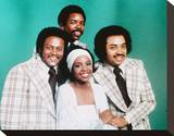 Gladys Knight And The Pips Stretched Canvas Print