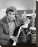 Burt Bacharach Stretched Canvas Print