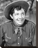 Andy Devine Stretched Canvas Print