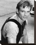 Michael Biehn Stretched Canvas Print