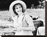 Emma Thompson - Sense and Sensibility Stretched Canvas Print