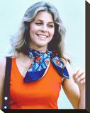 Lindsay Wagner, The Bionic Woman (1976) Stretched Canvas Print