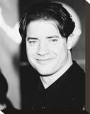 Brendan Fraser Stretched Canvas Print