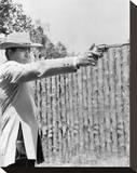 Wayde Preston, Colt .45 (1957) Stretched Canvas Print
