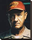 Gene Hackman - Crimson Tide Stretched Canvas Print
