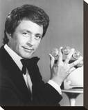 Bill Bixby - The Magician Stretched Canvas Print