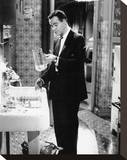 The Apartment (1960) Stretched Canvas Print