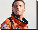 Ben Affleck - Armageddon Stretched Canvas Print
