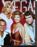 Vega$ (1978) Stretched Canvas Print