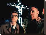 Mississippi Burning (1988) Stretched Canvas Print
