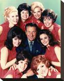 The Lawrence Welk Show (1951) Stretched Canvas Print