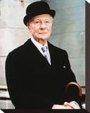 John Gielgud, Arthur (1981) Stretched Canvas Print