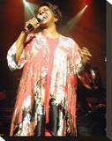 Gladys Knight Stretched Canvas Print