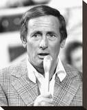 Joey Bishop Stretched Canvas Print