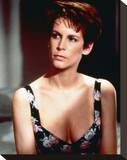 Jamie Lee Curtis, A Fish Called Wanda (1988) Stretched Canvas Print
