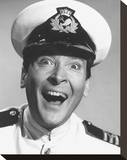 Kenneth Williams, Carry On Cruising (1962) Stretched Canvas Print