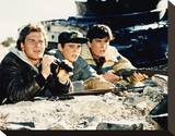 Red Dawn (1984) Stretched Canvas Print