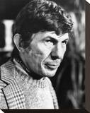 Leonard Nimoy, Invasion of the Body Snatchers (1978) Stretched Canvas Print