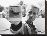 Guy Pearce, Memento (2000) Stretched Canvas Print