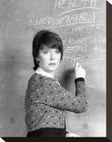 Pamela Franklin Stretched Canvas Print