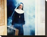 Stephanie Beacham, Sister Kate (1989) Stretched Canvas Print