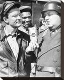 Hogan's Heroes (1965) Stretched Canvas Print