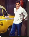 Judd Hirsch, Taxi Stretched Canvas Print