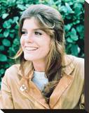 Katharine Ross Stretched Canvas Print