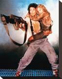 Sigourney Weaver, Alien (1992) Stretched Canvas Print
