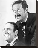 Rowan & Martin's Laugh-In (1967) Stretched Canvas Print