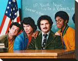 Welcome Back, Kotter Stretched Canvas Print