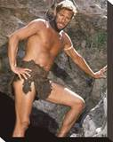 James Franciscus, Beneath the Planet of the Apes (1970) Stretched Canvas Print