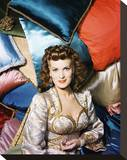 Maureen O'Hara, Sinbad, the Sailor (1947) Stretched Canvas Print