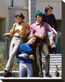 The Monkees Stretched Canvas Print