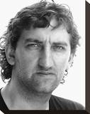 Jimmy Nail Stretched Canvas Print