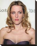 Gillian Anderson Stretched Canvas Print