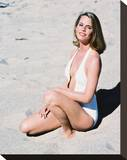 Susan Dey, Looker (1981) Stretched Canvas Print