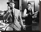 Fred MacMurray, Double Indemnity (1944) Stretched Canvas Print