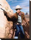 James Stewart, The Man from Laramie (1955) Stretched Canvas Print