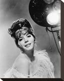 Natalie Wood, Gypsy (1962) Stretched Canvas Print