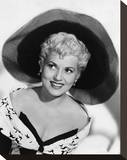 Judy Holliday, Born Yesterday (1950) Stretched Canvas Print