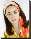 Karin Dor Stretched Canvas Print