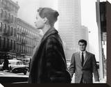 Tony Curtis, Sweet Smell of Success (1957) Stretched Canvas Print