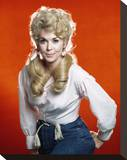 Donna Douglas, The Beverly Hillbillies (1962) Stretched Canvas Print