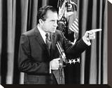 Richard Nixon Stretched Canvas Print